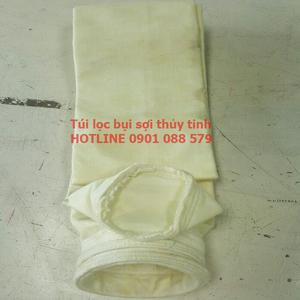Túi lọc bụi chịu nhiệt glass fiber