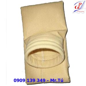 túi lọc bụi chịu nhiệt vải PPS