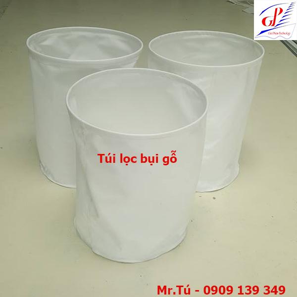 Túi lọc bụi gỗ polyester (PE400)