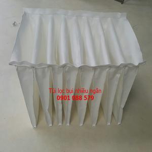 Túi lọc bụi nhiều ngăn - Túi lọc bụi PE500