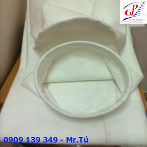 Túi lọc bụi PE 500 đai thép đàn hồi
