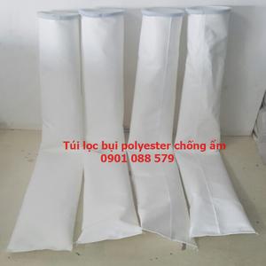 Túi lọc bụi Polyester chống ẩm | Túi lọc bụi nhà máy gạch men