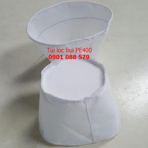 Túi lọc bụi Polyester PE400 máy hút bụi công nghiệp
