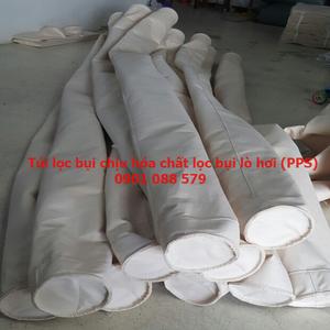 Túi lọc bụi chịu hóa chất lọc bụi lò hơi