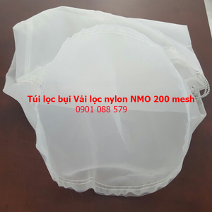 Túi lọc bụi Vải lọc nylon NMO 200 mesh
