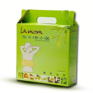 Túi muối thảo mộc giảm béo Lamom