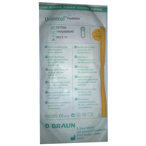 Túi nước tiểu bé trai Urinocol Pediatric Boy BBraun 227550A