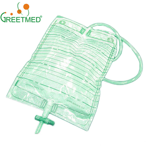 Túi nước tiểu van T Greetmed GT028-210