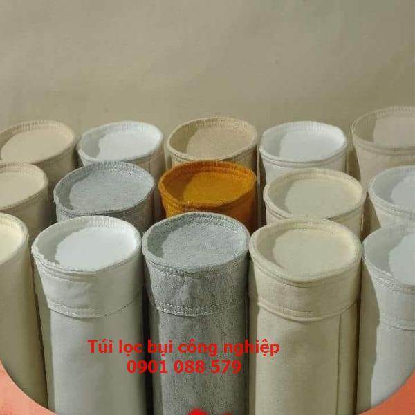Túi vải lọc bụi công nghiệp