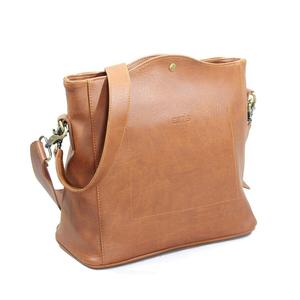 Túi xách nữ CNT TX22 sang trọng bò đậm