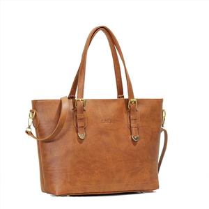 Túi xách nữ thời trang CNT TX39 cao cấp (Kèm ví) Bò Đậm