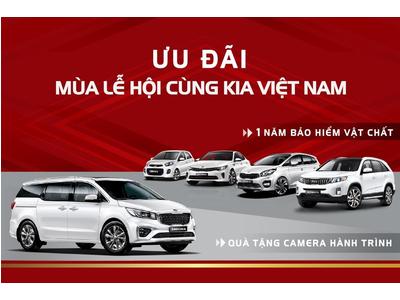 Tưng bừng mùa lễ hội với chương trình tri ân đặc biệt từ Kia Vietnam