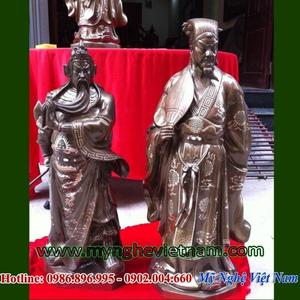 Đúc tượng đồng cho các danh nhân,Vua Lê Lợi, Bác Hồ