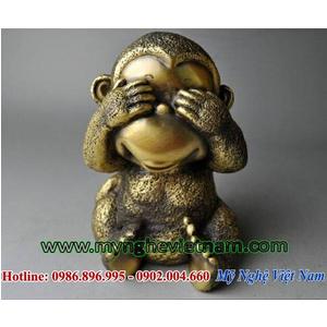 Tượng khỉ đồng, tượng tứ đại giai không