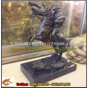 Tượng Napoleon cưỡi ngựa, tượng đồng nghệ thuât, tượng đồng trang trí