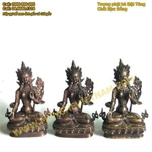 Tượng Phật Bà Tây Tạng, Phật bà phái Mật Tông