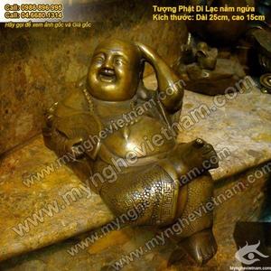 Tượng Phật Di Lạc nằm, Tượng Phật Di Lạc, tượng thờ cúng