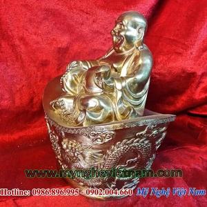 tượng phật di lạc thờ cúng và trang trí phong thủy đẹp