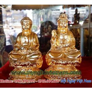 Tượng Phật trang trí ô tô, Phật Di lạc, Phật Quan Âm