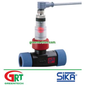 Turbotron VE | Cảm biến lưu lượng dạng tuabin | Turbine flow sensor | Sika Vietnam