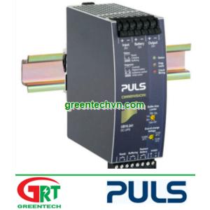 UB10.241 Puls | UB10.241 Puls | DC-UPS Control Unit 24V, 10A | Puls Vietnam
