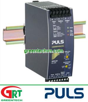 Bộ nguồn Puls UB10.241 | AC/DC power supply UB10.241 | Puls Vietnam