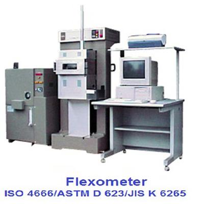 Máy đo khả năng phát sinh nhiệt và độ bền mỏi (Flexometer)
