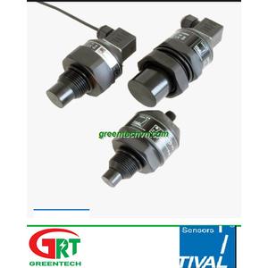 Ultrasonic level sensor TS-UNS  Tival Cảm biến mức siêu âm   Tival Sensor Việt Nam