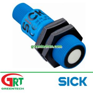 UM18   Sick   Cảm biến tiệm cận kiểu siêu âm   Sick Vietnam