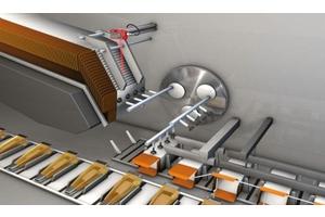 Ứng dụng cảm biến quang phát hiện vật trong dây chuyền đóng gói