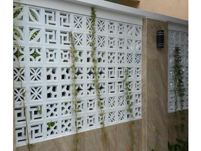 Ứng dụng của gạch bông gió trong thiết kế nhà ở
