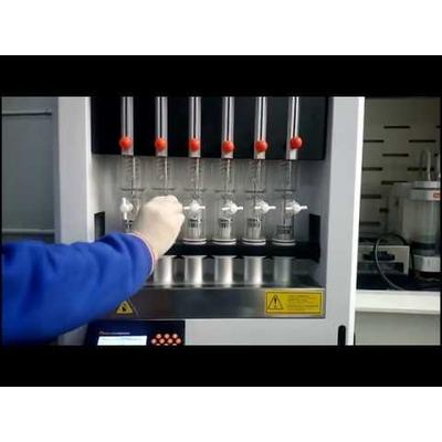 Ứng dụng của máy phân tích chất béo SOX406 xác định hàm lượng chất béo có trong thực phẩm, thức ăn chăn nuôi