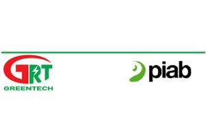 Ứng dụng thiết bị Piab Xử lý và định vị pallet