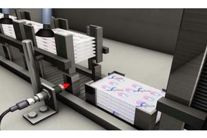Ứng dụng trong ngành đóng gói tự động: Cảm biến điện cảm phát hiện vỉ thuốc