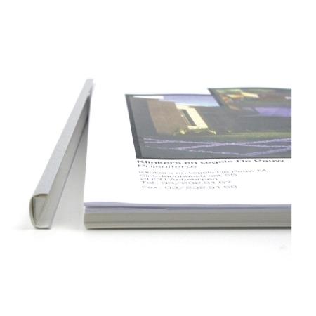 Bìa giấy gáy keo bọc thép UNICOVER SPINE
