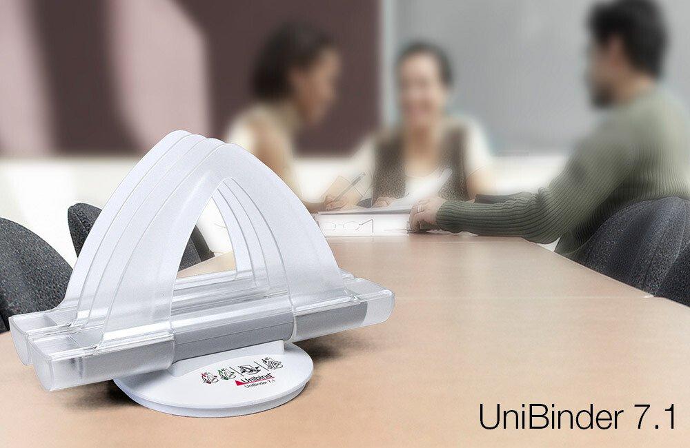 Máy đóng sách nhiệt tự động UNIBINDER 7.1