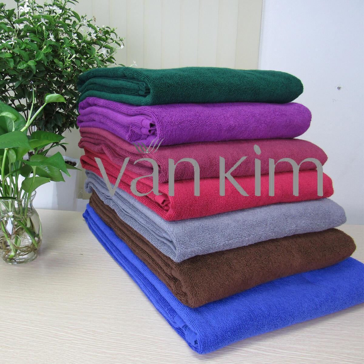 Sản xuất khăn bông