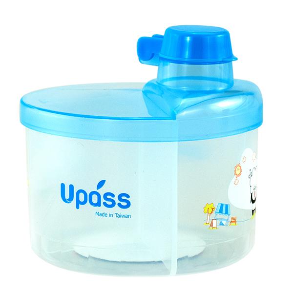 Hộp chia sữa tròn không BPA Upass UP8005C
