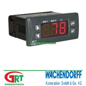 UR3274   Wachendorff   Bộ điều khiển PID chỉ UR3274  Indicator PID controller  Wachendorff Vietnam