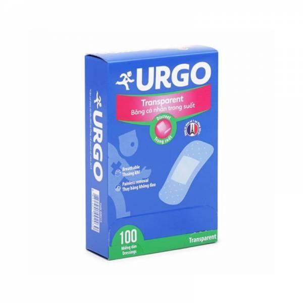 Băng cá nhân Urgo Transparent