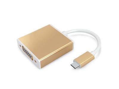 Đầu chuyển USB Type C ra VGA tốc độ cao