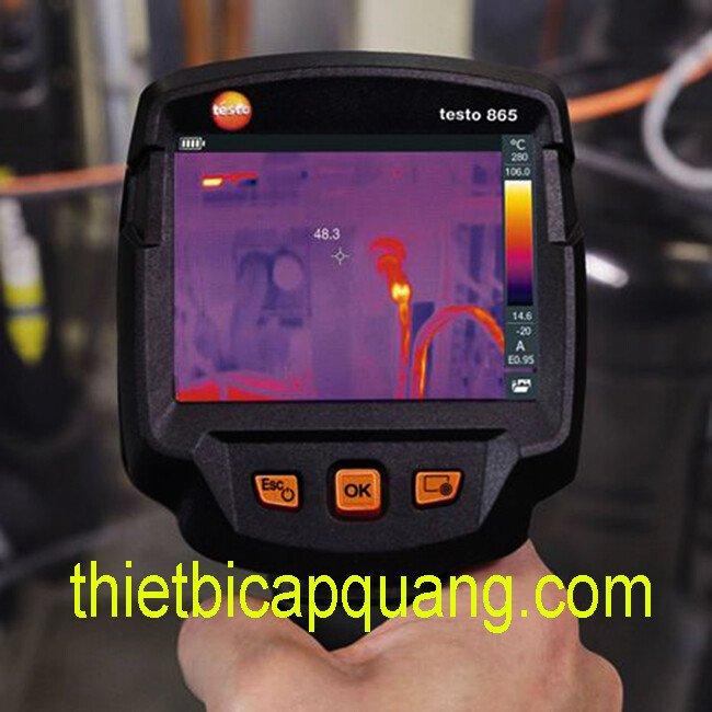 Ưu điểm của camera đo nhiệt Testo