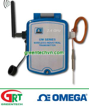 Pt100 temperature transmitter / wireless / waterproof -200 °C ... +850 °C | UWRTD-2A-NEMA