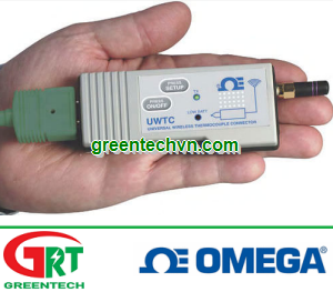 Omega UWTC   Electrical connector / rectangular / for thermocouple   Omega Vietnam