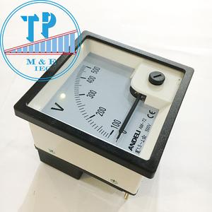 Đồng hồ Vôn 500VAC - Voltage meter