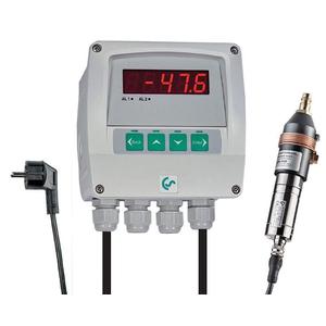 VA 500, cs-instruments VA 500, Flow sensor for compressed air and gas-VA 500