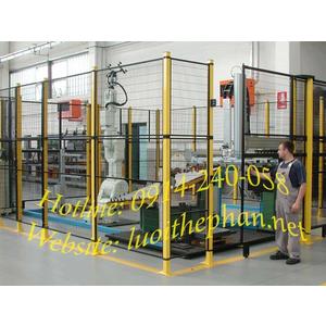 Vách lưới ngăn máy móc thiết bị