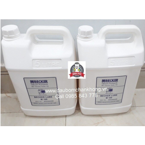 VACUUM PUMP OIL BECKER M 100