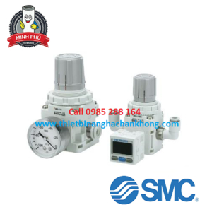 Vacuum Regulator 10-IRV20 SMC - JAPAN