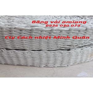 Vải Amiang chịu nhiệt dày 2mm-3mm